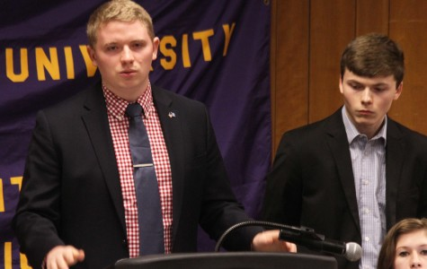 Western and NIU student governments team up