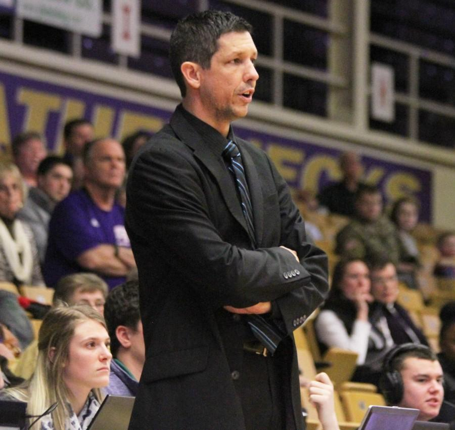 JD Gravina said Western's overtime win over SIU was one of the best games he's been a part of.