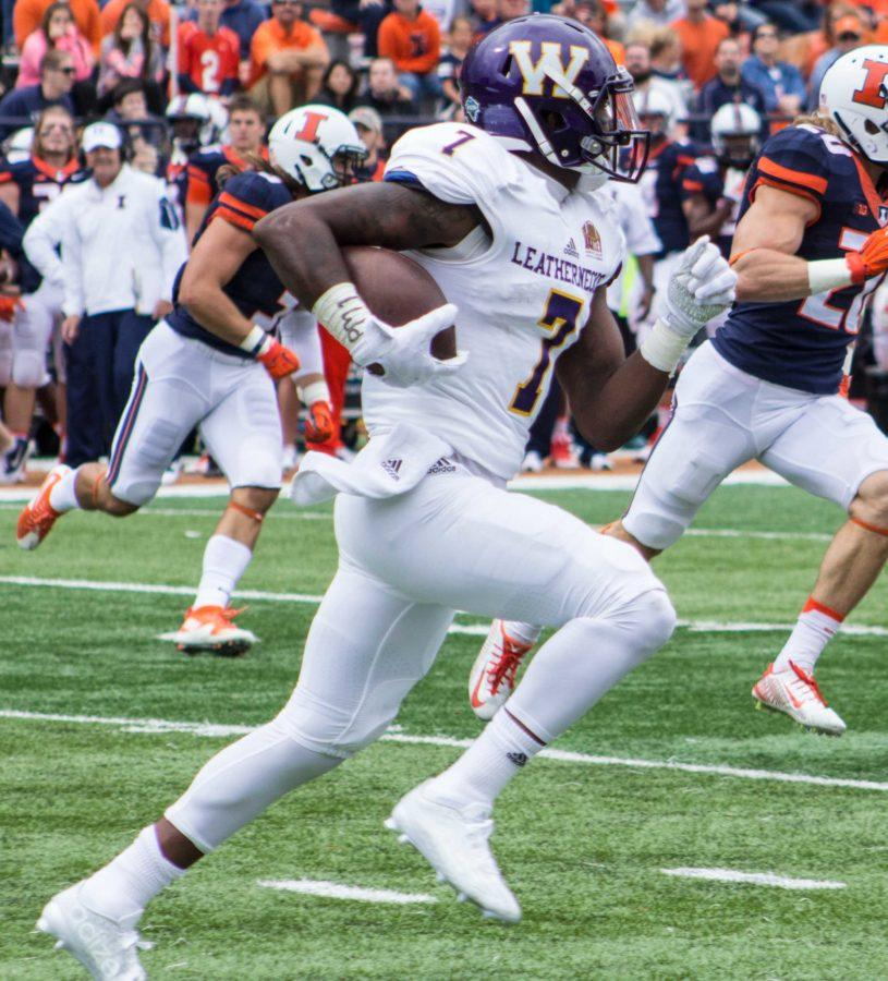 Senior Lance Lenoir headlines a Leatherneck receiving core that will give opposing secondaries problems.