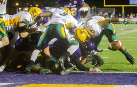 Game of inches goes against Western