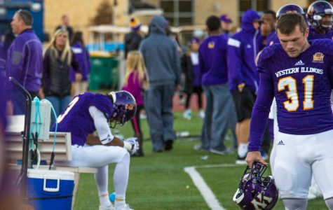 Football comes up short on Senior Day to Northern Iowa
