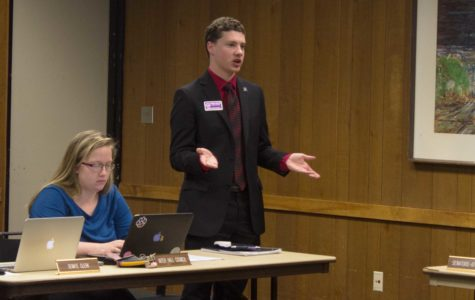 SGA discusses fee increases