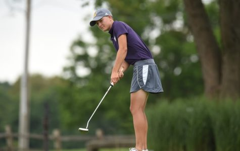 Western golf rounding up their season