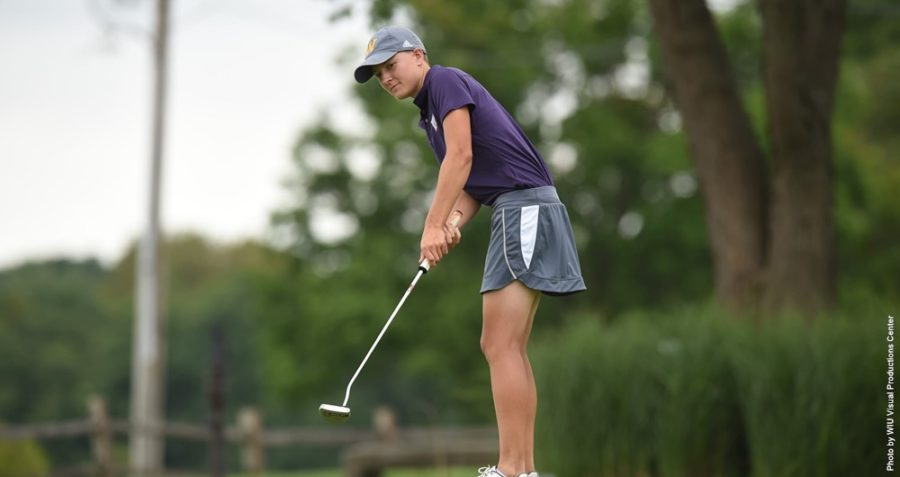 Alex+Krehbiel+putting+her+way+into+a+top+10+finish+at+Indiana+State+Spring+Invia