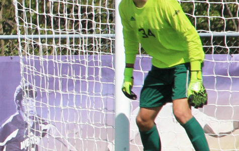 Men's soccer edged out in last minute