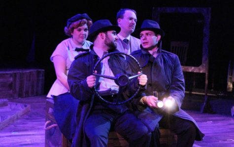 """""""The 39 Steps"""" is an absurd play that keeps audience laughing"""