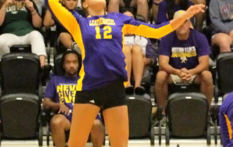 Volleyball drops sixth conference game