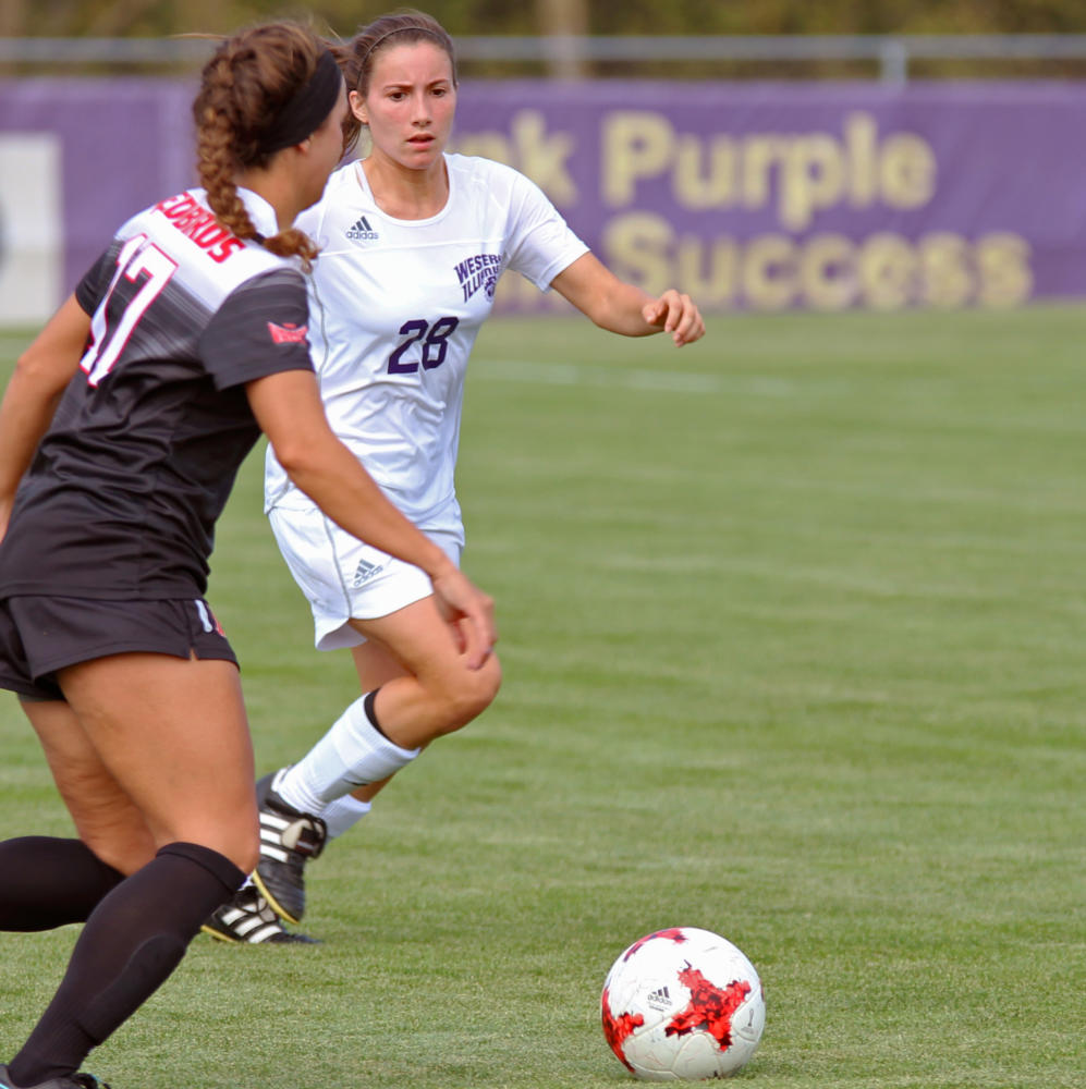 womens non conference soccer action - 997×1000