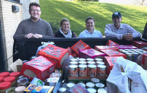 School of Agriculture sponsors food bank