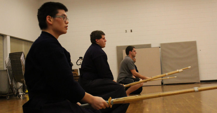 Kendo+club+members+promote+physical%2C+mental+and+cultural+learning+as+they+engage+in+their+practice+ritual+to+stay+active%2C+develop+discipline+and+indulge+more+in+Japanese+culture.+