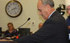 Council talks water issues