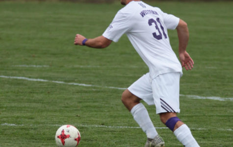 Men's soccer to take on Eagles