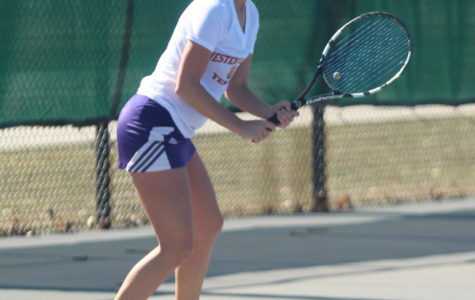 Tennis serves up Pioneers