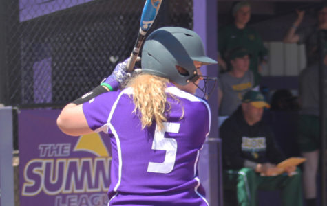 Softball heads to Bison country