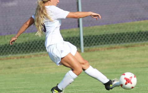 Soccer falls in season opener
