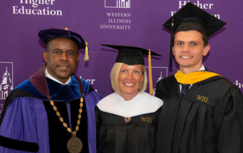 Western Illinois University celebrated Founders' Day