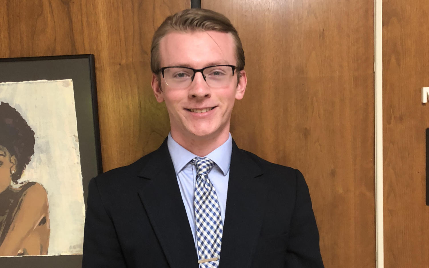 During Tuesday's meeting, members of the Student Government Association elected Joe Reinert as Speaker Pro Tempore for the 50th legislative session.