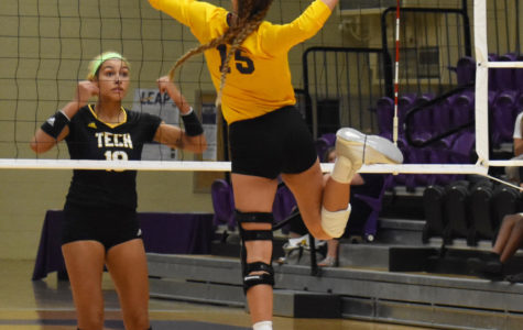Volleyball heads to Indiana