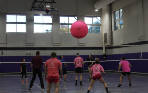 Big Pink Volleyball raises around $2,000 for philanthropy