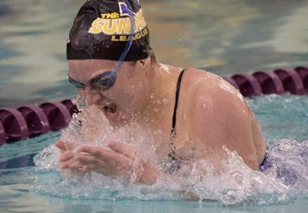 Swim and dive sees individual success