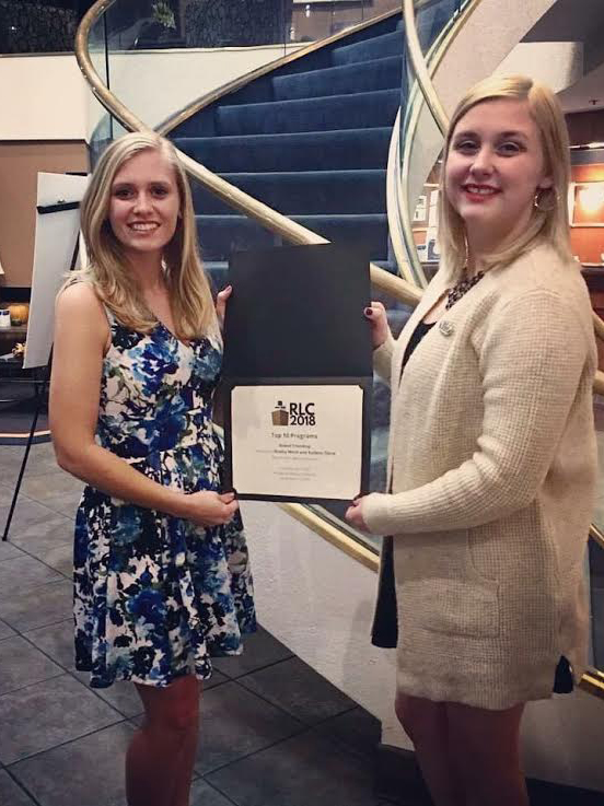 Western brings home nine awards following GLACURH conference – Western  Courier