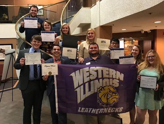 Western brings home nine awards following GLACURH conference