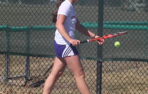 Women's tennis to play weekend double header