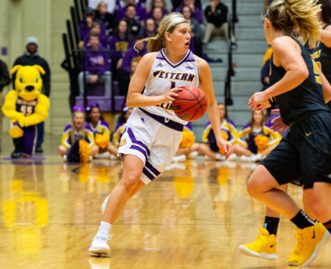 Women's basketball snap four-game win streak