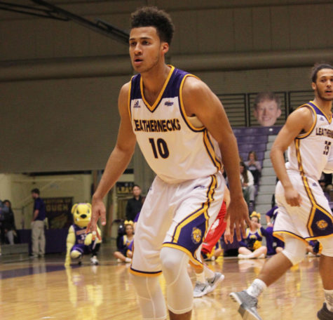 Men's basketball look to sweep South Dakota
