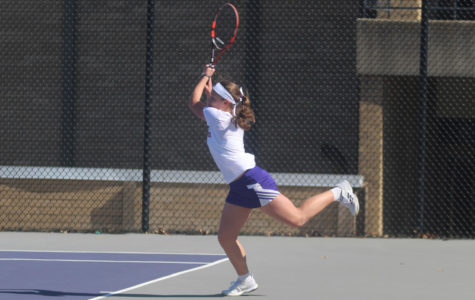 Tennis takes on weekend double-header