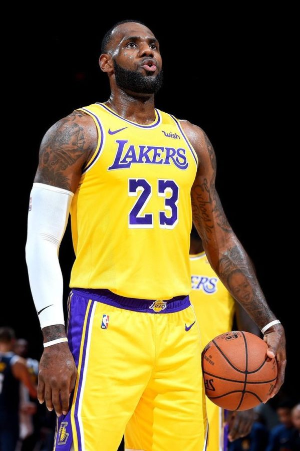 22f512daf Will LeBron and the Lakers make the playoffs  – Western Courier