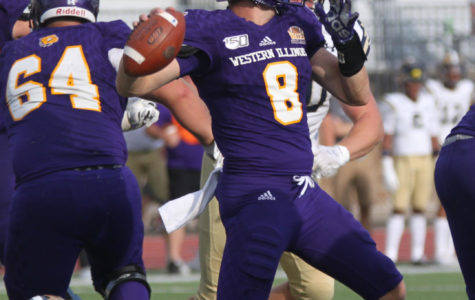 Football loses fourth straight after battling Golden Eagles and the elements