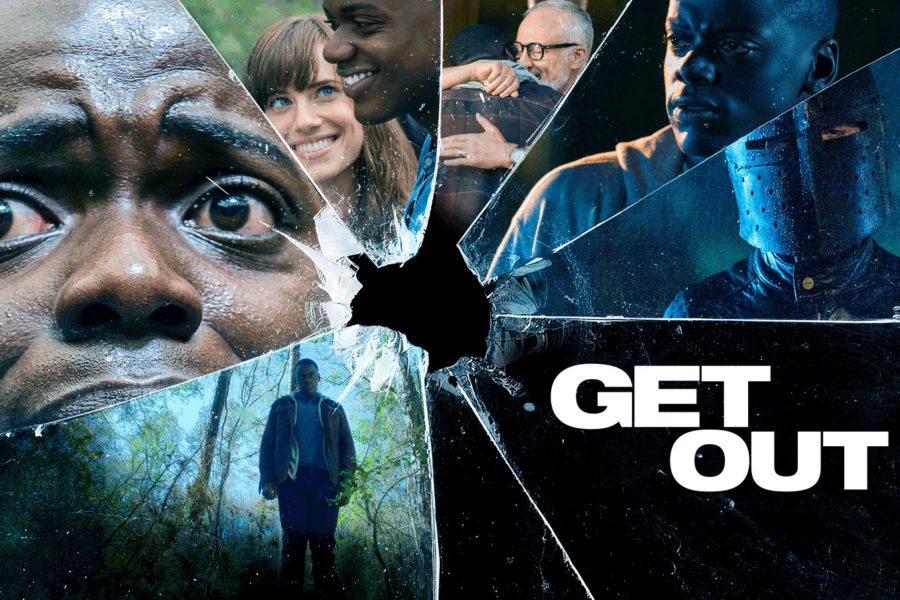 Get Out was a well-known horror movie released in 2017.