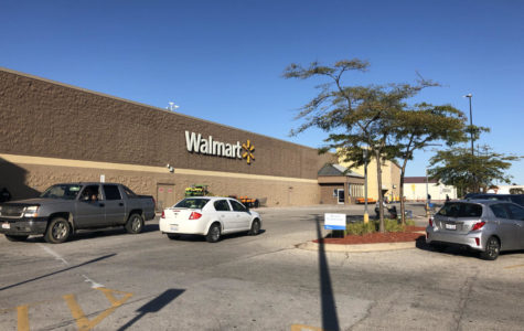 Suspect in custody after aggravated battery at Walmart