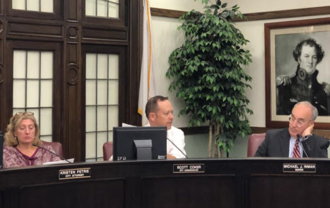 City Council discusses upcoming projects
