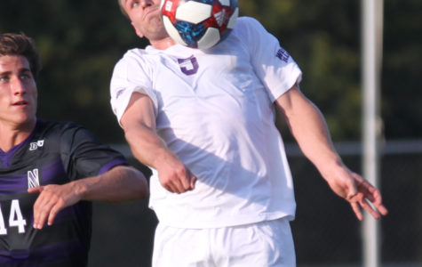 Men's soccer picks up first draw of the year