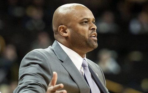 Billy Wright has officially been relieved of his duties as head coach of the men's basketball team.