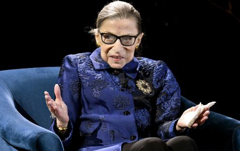 Ruth Bader Ginsberg is known for being an advocate for women right's movements.